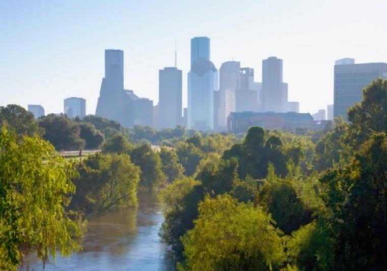 Image: Downtown Houston skyline