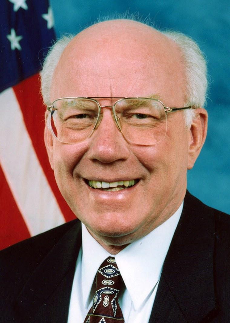 Image: Rep. Vernon Ehlers