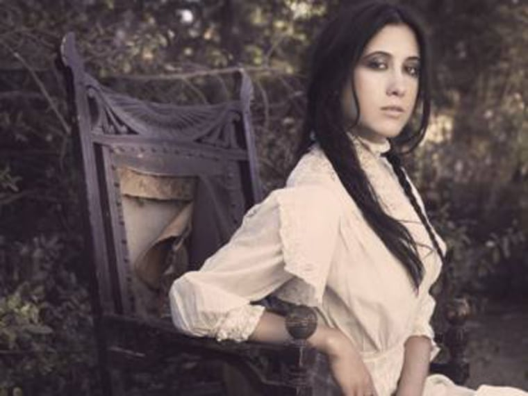 "Singer Vanessa Carlton shot to fame with her single ""A Thousand Miles,"" which went platinum in the United States."