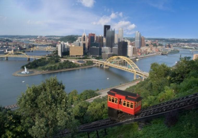 Image: Pittsburgh skyline