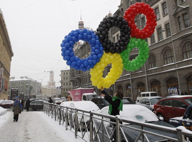 Image: Next up: Sochi