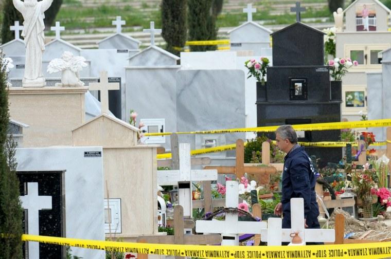 Image: Cyprus cemetery