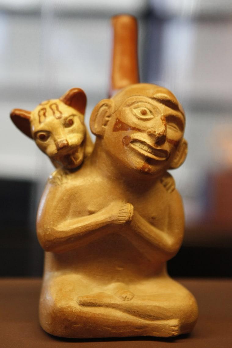 Image: Exhibition in Paris museum