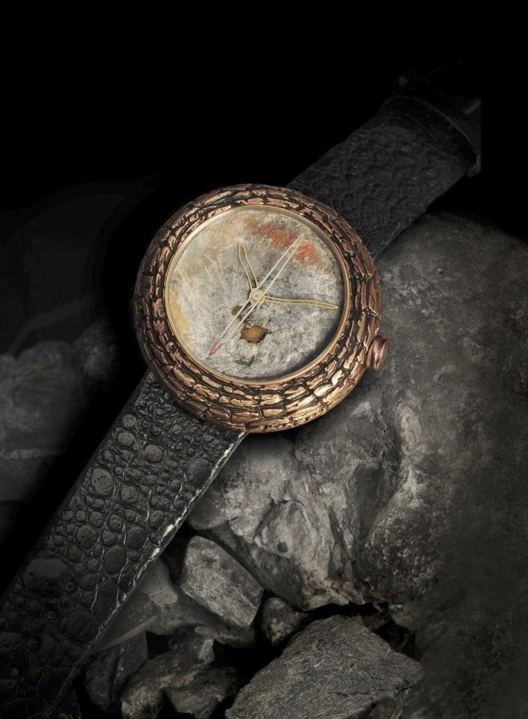 Image: Artya coprolite watch