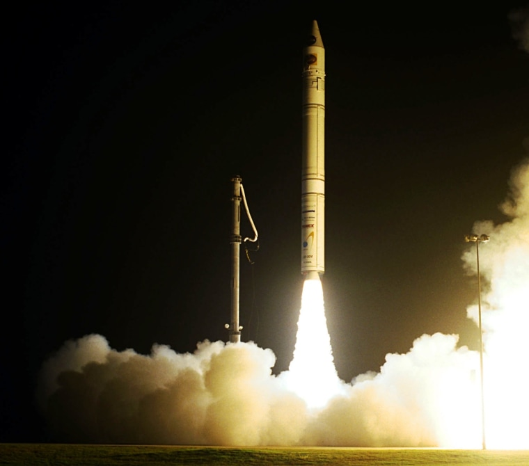Image: Athena 2 launch