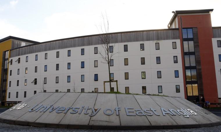 Image: University of East Anglia