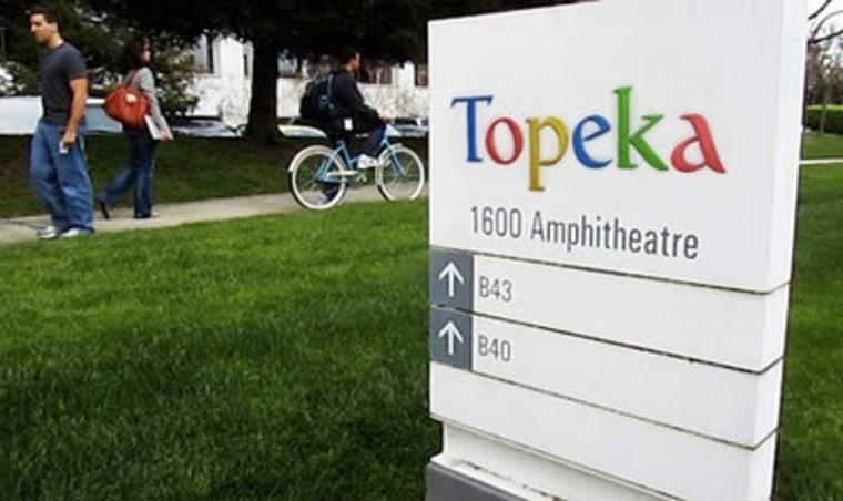 Image: Google's April Fool's