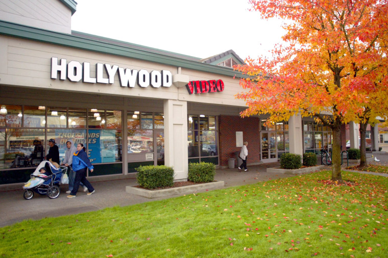Image: Hollywood Video