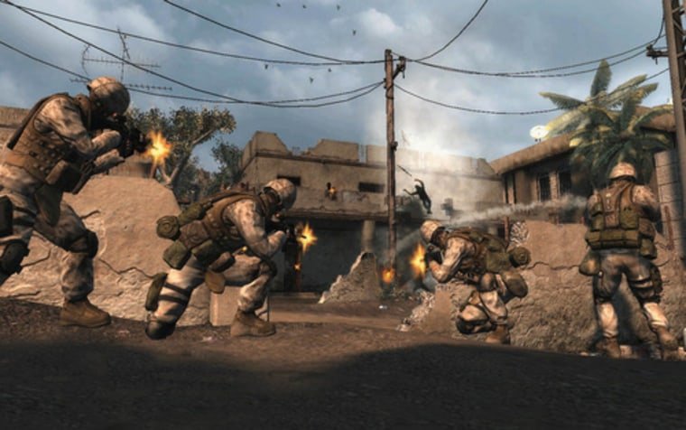 """Last year, Atomic Games ran into a firestorm of controversy when they unveiled """"Six Days in Fallujah""""—a third-person shooter based on Operation Phantom Fury. News that the developer had worked with returning Marines, Iraqi civilians, war historians and enemy insurgents in creating the game ignited a furor that the game never recovered from."""