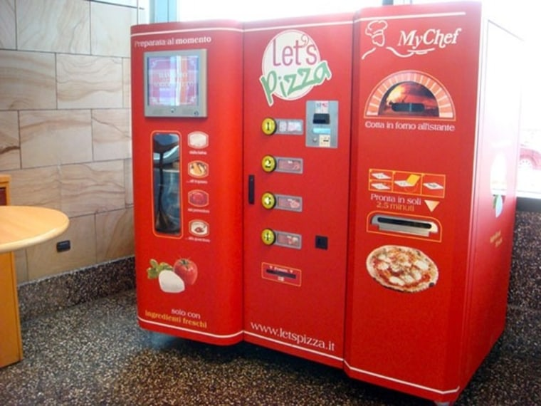 Image: Fresh Pizza, Italy