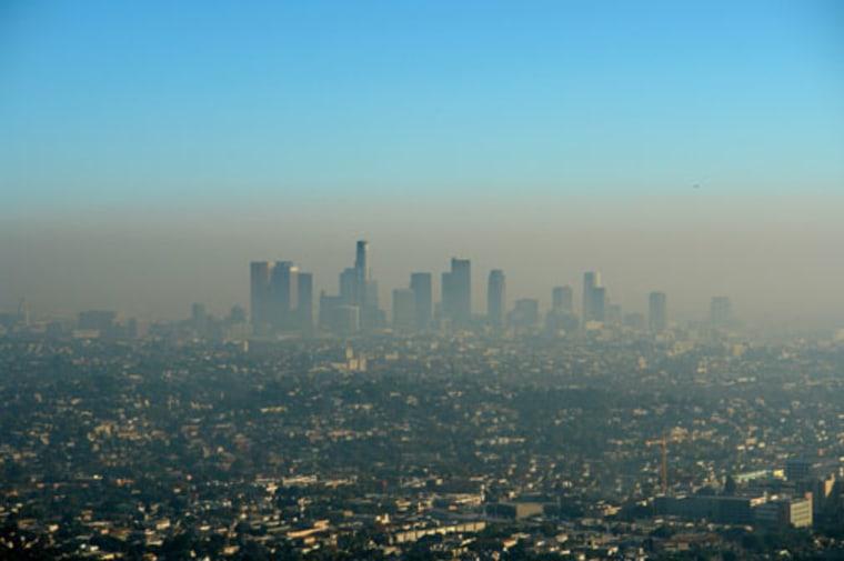 Image: Los Angeles skyline