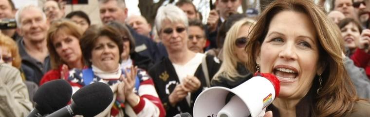 Image: Michele Bachmann