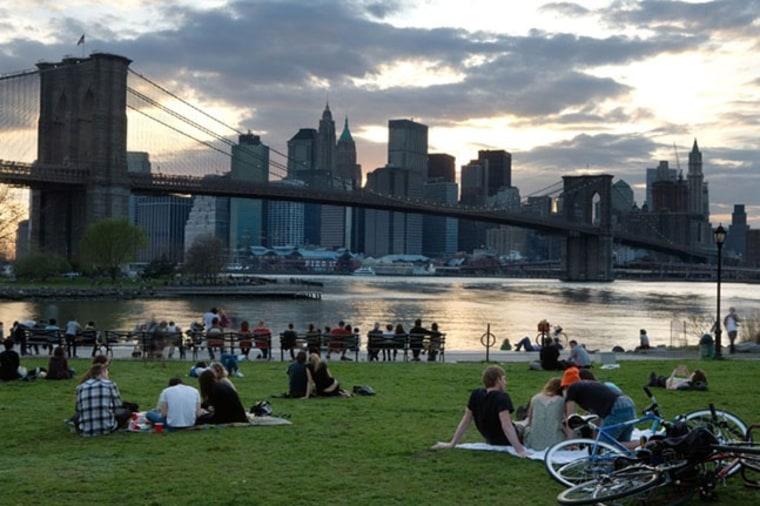 Image: Brooklyn Bridge Park