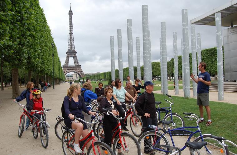 Image: Bike tours