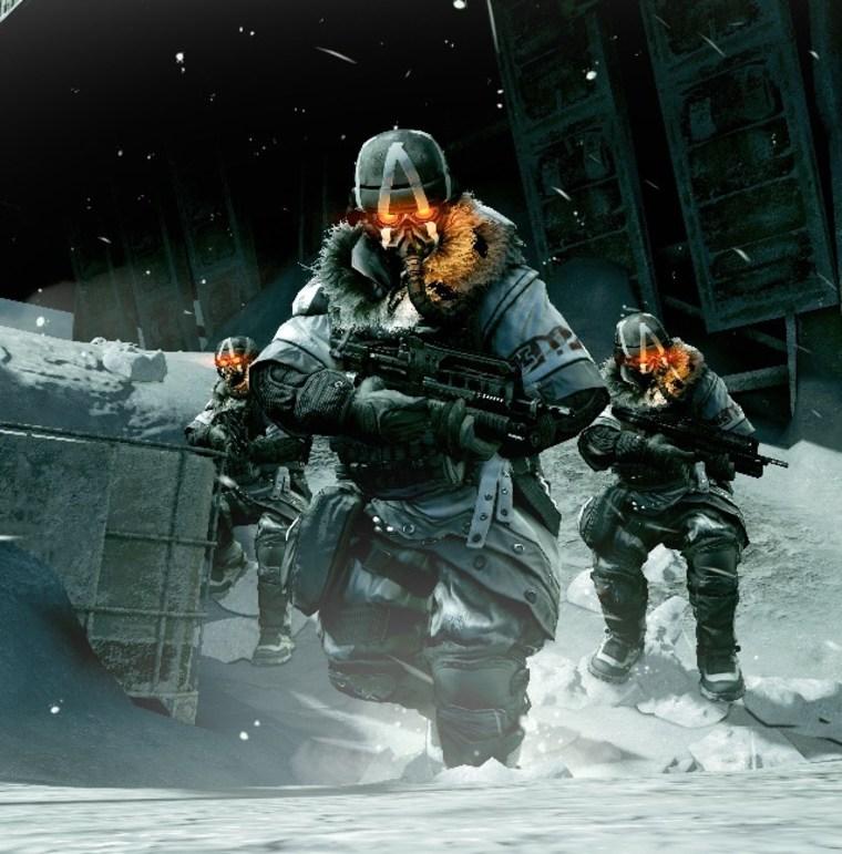 Image: Sony Killzone 3 screenshot