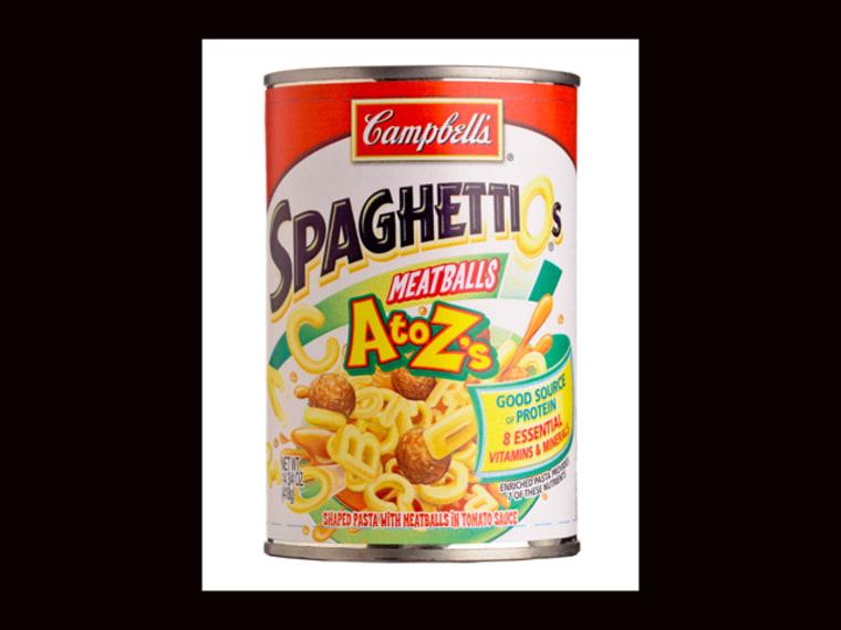 Image: Spaghettios