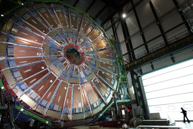 Image: Large Hadron Collider