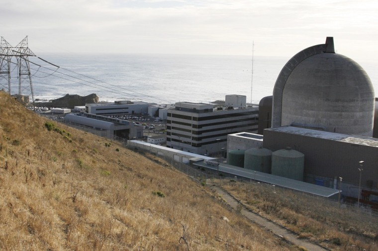 Image: Pacific Gas and Electric's Diablo Canyon Power Plant