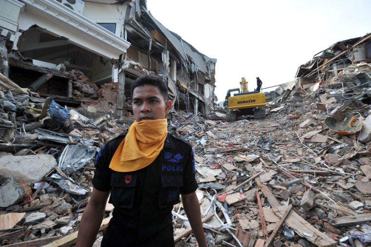 Image: Indonesian disaster
