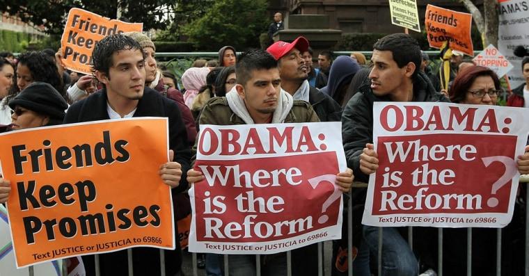 Image: Anti-War Demonstrators Protest Obama's Fundraiser Visit To San Francisco
