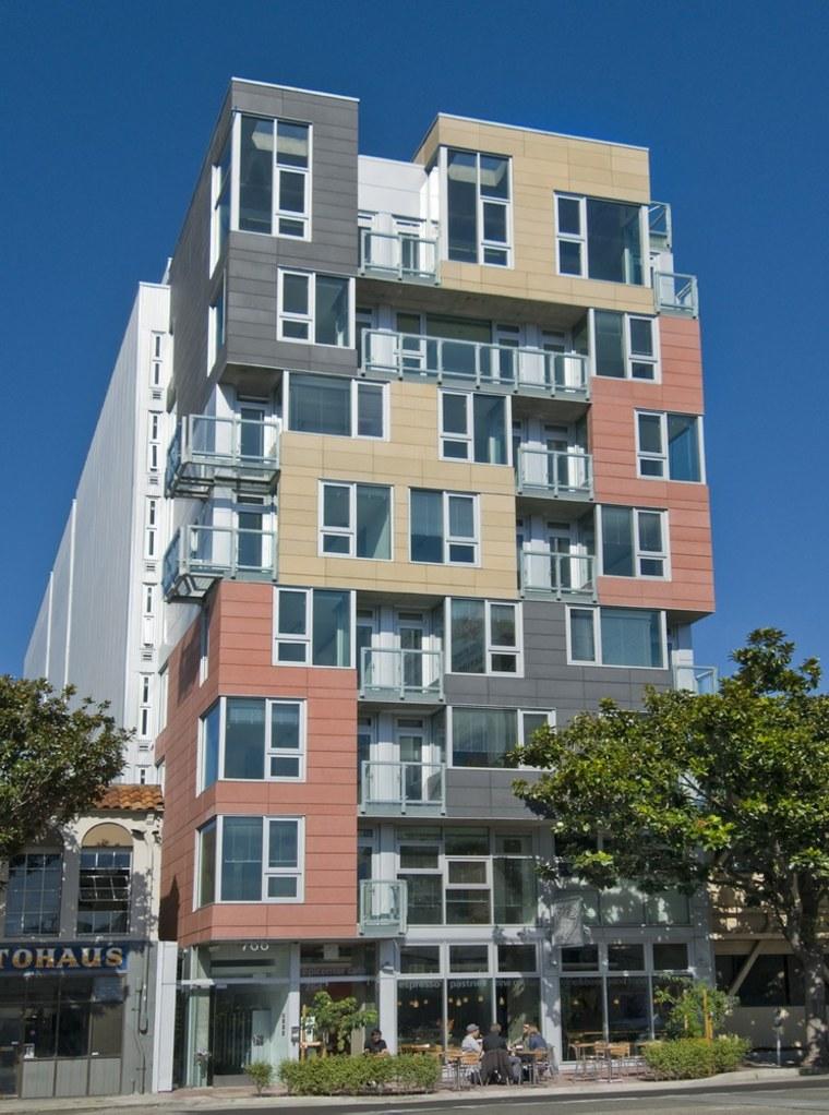 Image: Cubix condominiums