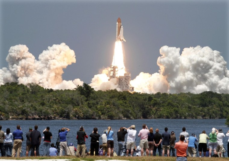 Image: Space shuttle