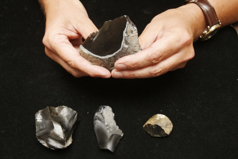 Image: Stone tools