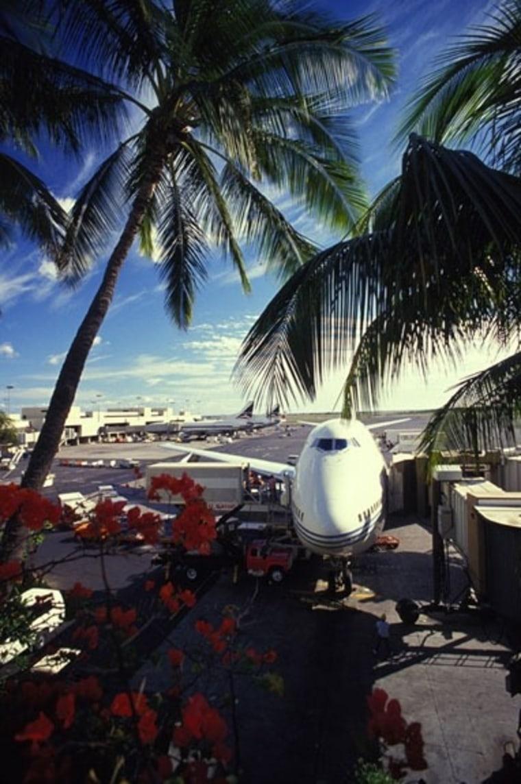 Image: Honolulu Airport