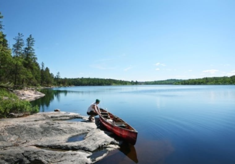 Image: Boundary Waters