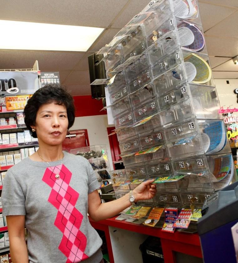 Image: Sun Bae at Times Market