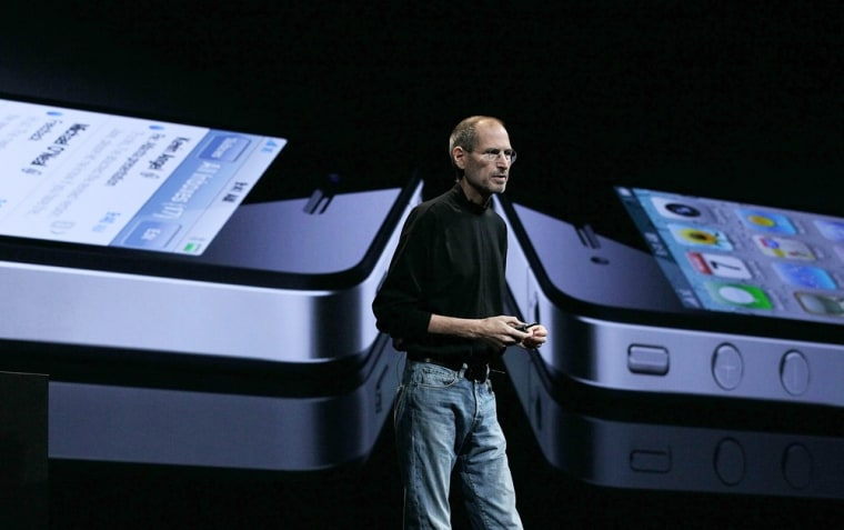 Image: Apple Announces New iPhone At Developers Conference