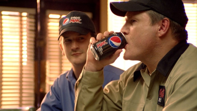 Image: New Pepsi commercial