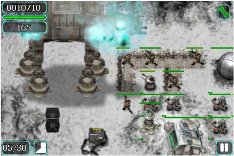 If you love the 'Star Wars' movies and you love tower defense games then 'The Battle for Hoth' is the gamefor you.