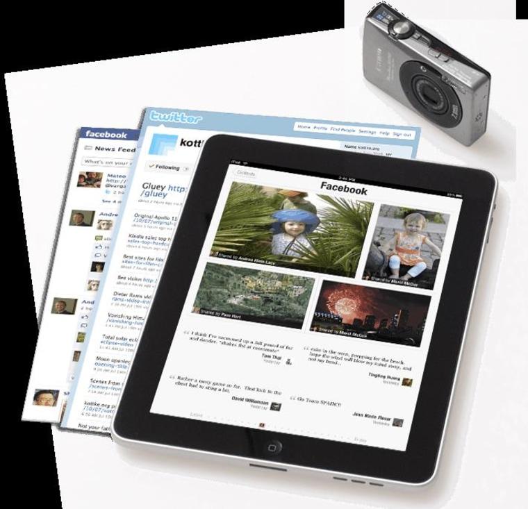 Image: Flipboard for iPad