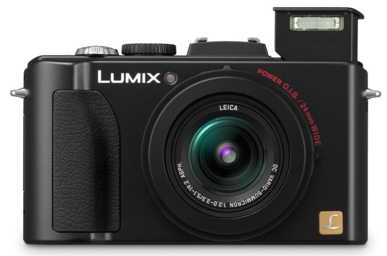 Image: Panasonic Lumix Lumix DMC-LX5