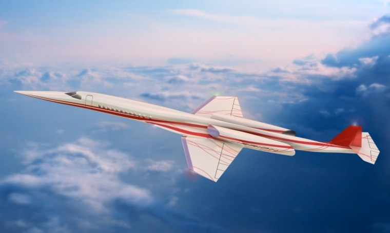 Image: Aerion Supersonic Business Jet