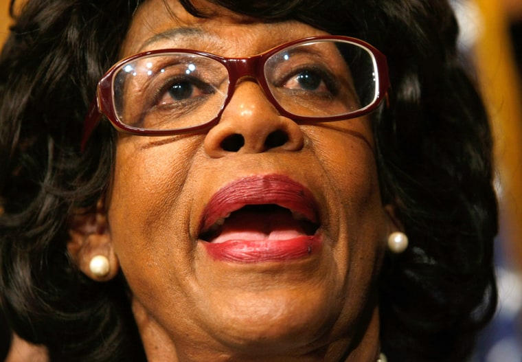 Image: Maxine Waters