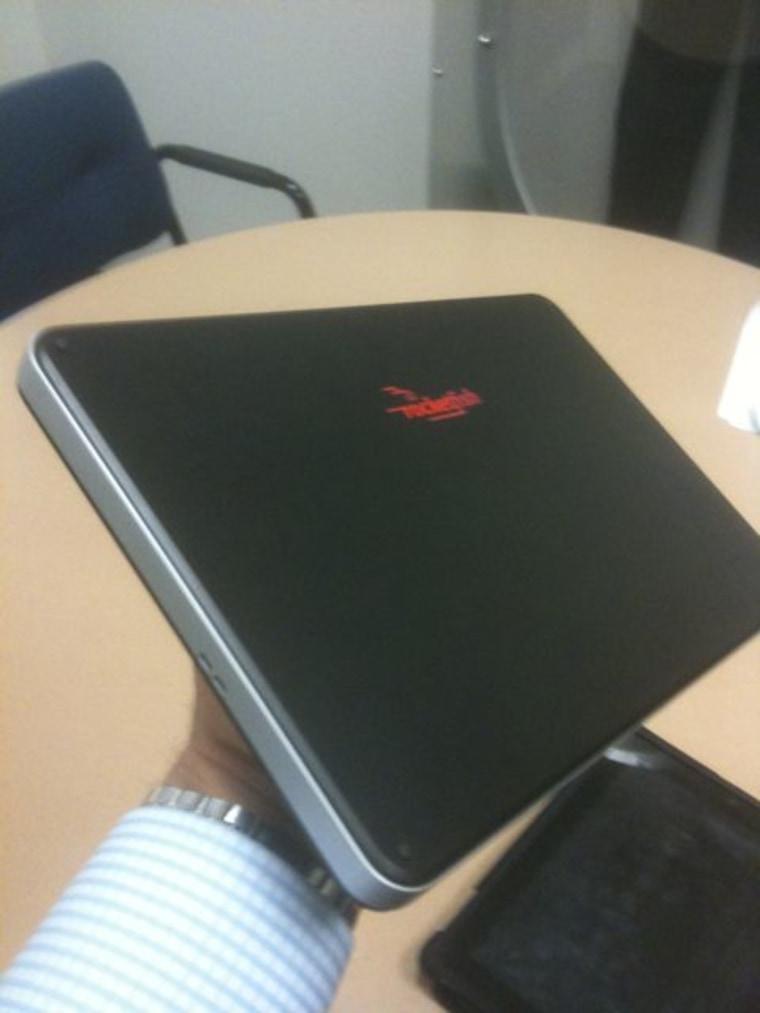 Image: Possible Best Buy tablet prototype