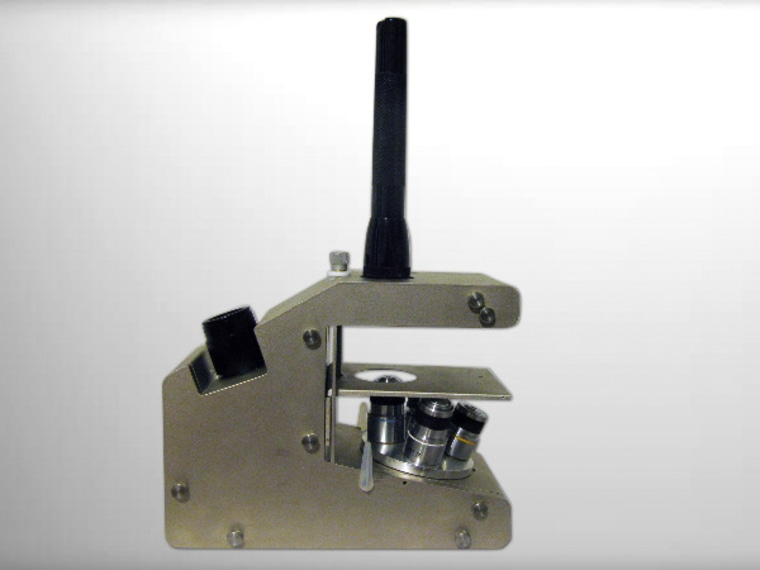 Image: Mini microscope