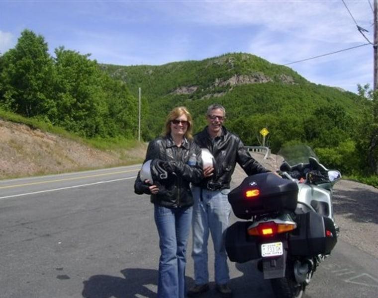 Image: Travel Trip Maritimes Motorcycling