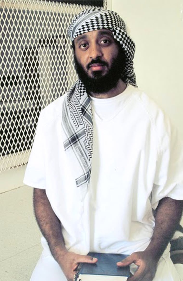 "A major social networking site for al-Qaida showed photos of Ramzi Binalshibh on Monday and called him a ""hero"" of the 9/11 attacks."