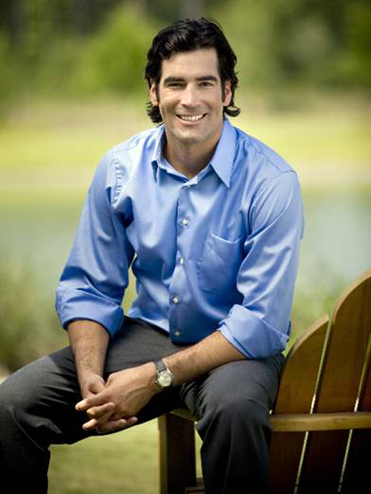 Carter Oosterhouse, known for his home improvement shows on HGTV, is helping to rebuild homes in New Orleans five years after Hurricane Katrina.