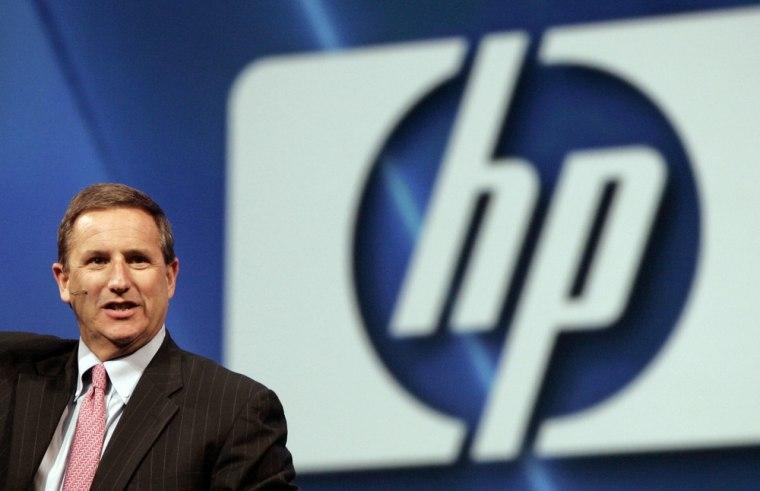 Image: Hewlett Packard, Mark Hurd