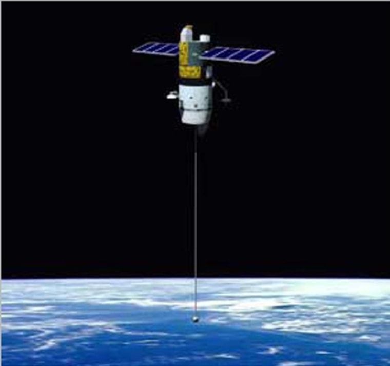 Image: Space-Tether