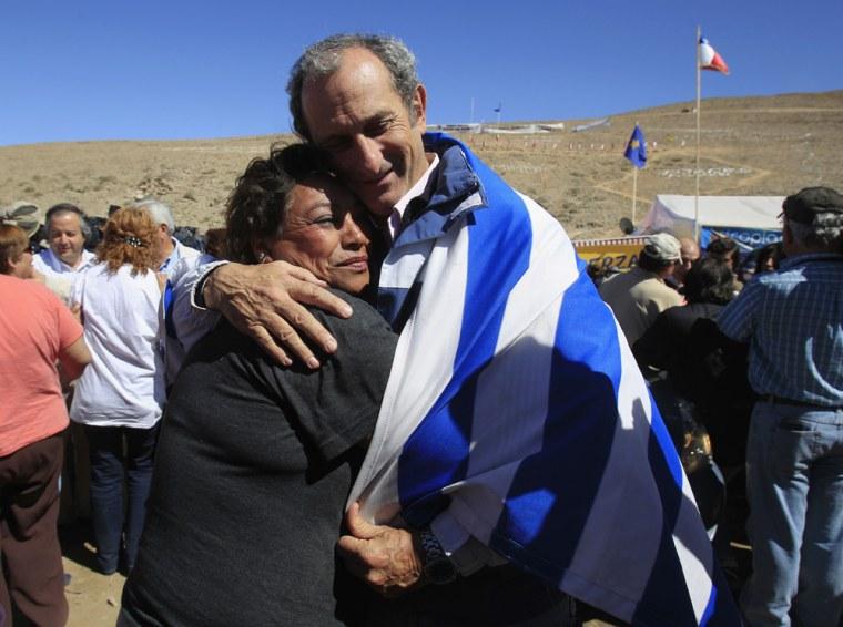 Image: Gustavo Zervino, Maria Segovia