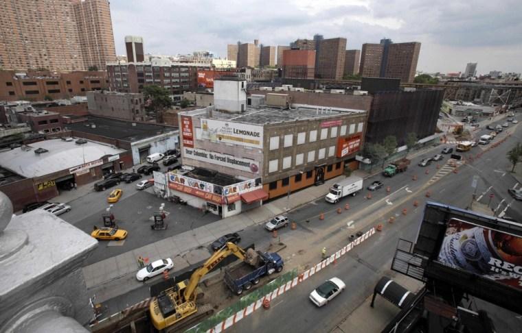 Image: Columbia University's Manhattanville Development