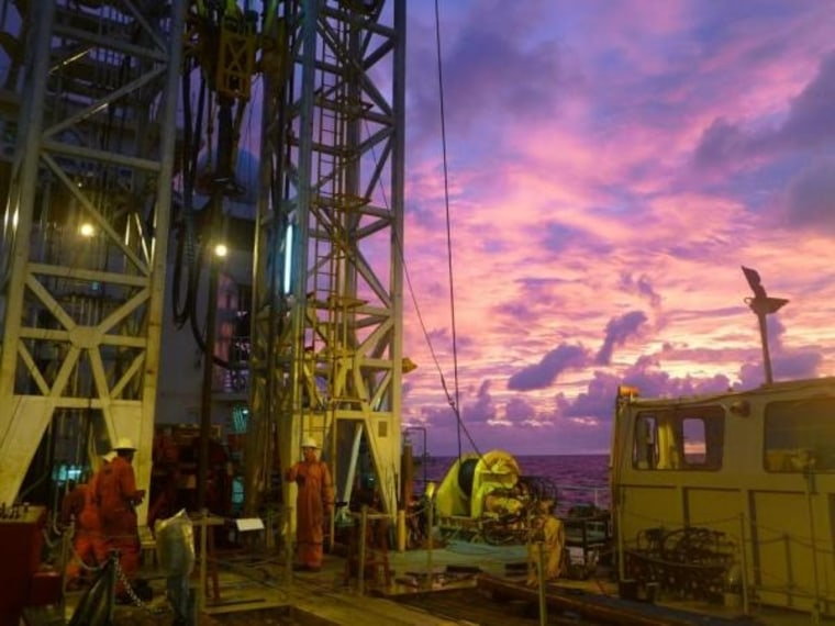 Image: Drilling Reef