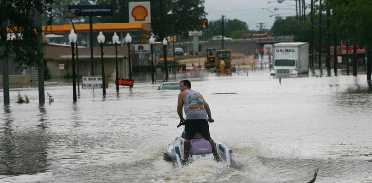 Image: Central Texas Floods
