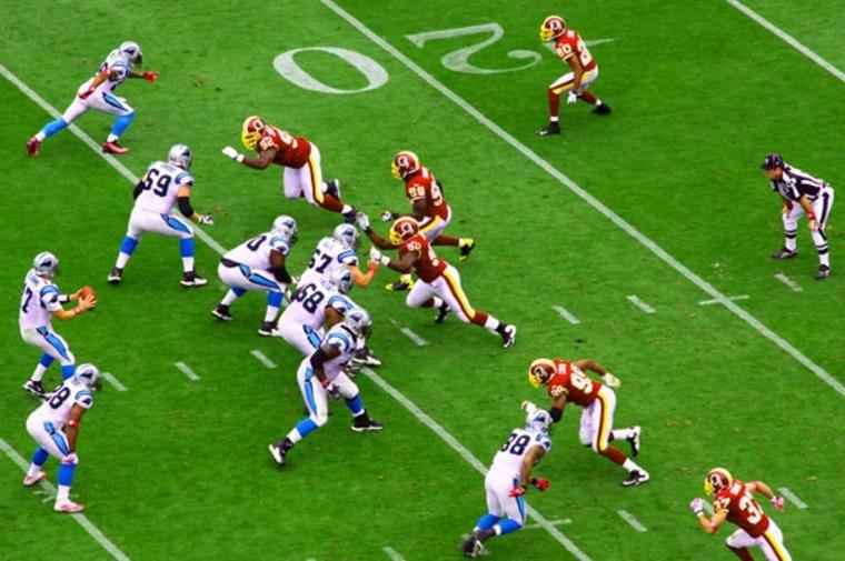Image: Panthers vs. Redskins