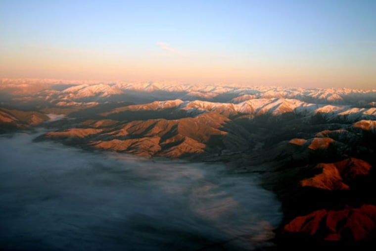 Image: Southern Alps